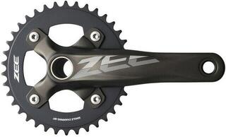Shimano ZEE FC-M640 Crankset 1x10-Speed 165mm 68/73mm Black