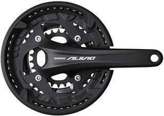 Shimano Alivio FC-T4060 Crankset 3x9-Speed 175mm 44/32/22T Black