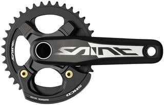 Shimano Saint FC-M820 Crankset 10-Speed 165mm + Bottom Bracket without Chainring