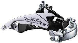 Shimano Tourney FD-TY500 Top Swing Front Derailleur 3x7/6-Speed 34.9/31.8/28.6mm 42T