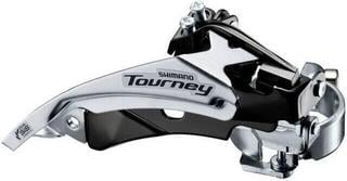 Shimano Tourney FD-TY510 Top Swing Front Derailleur 3x7/6-Speed 34.9/31.8/28.6mm 48T