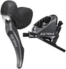 Shimano GRX ST-RX810-LA/BR-RX810-F Hydraulic Dual Control Lever 1-Speed