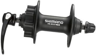 Shimano Deore HB-M525A Front Hub 6-bolt Quick Release 32H Black