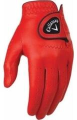 Callaway Opti Color Mens Golf Glove 2017 Red