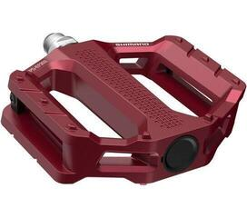 Shimano PD-EF202 Flat Pedal Red