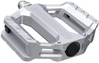 Shimano PD-EF202 Flat Pedal Silver