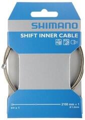 Shimano Shifting Cable Stainless with Inner End Cap 1.2x2100mm - Y60098911