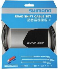Shimano Road Shifting Cable Set Polymer Coating Black - Y63Z98910