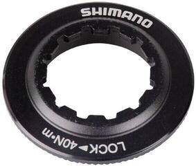 Shimano Deore XT BR-M8000 Lock Ring and Washer - SM-RT81 - Y8K198010