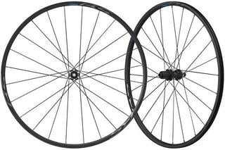 Shimano WH-RS370 Wheelset 700C Center Lock 12x100/12x142mm Black