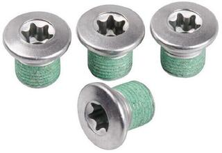 Shimano Inner Gear Fixing Bolts for FC-M8000-3 Pack of 4 - Y1NV98040