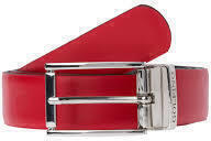 Golfino Leather Belt 367 90