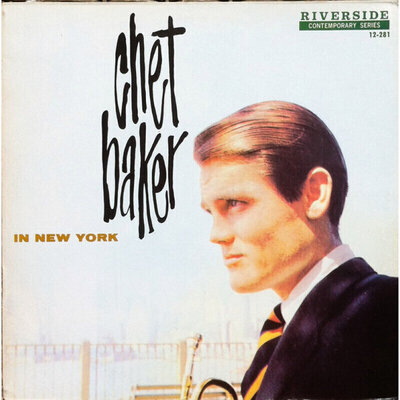 Chet Baker In New York (Vinyl LP)