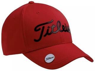 Titleist Performance Ball Marker Junior Cap Red/Black