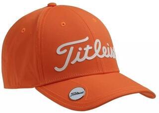 Titleist Performance Ball Marker Junior Cap Orange/White