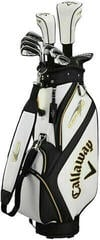 Callaway Warbird Mens Golf Set Right Hand Steel/Graphite