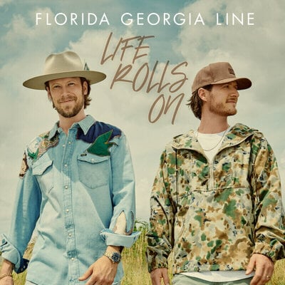 Florida Georgia Line Life Rolls On Glazbene CD