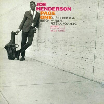 Joe Henderson Page One (Vinyl LP)