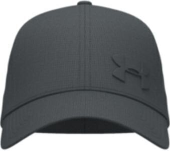 Under Armour Isochill Armourvent Mens Cap Pitch Gray/Black S/M