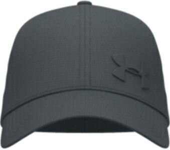 Under Armour Isochill Armourvent Mens Cap Pitch Gray/Black L/XL