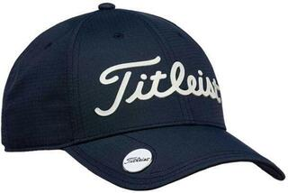 Titleist Tour Performance Ball Marker Mens Cap Navy/White