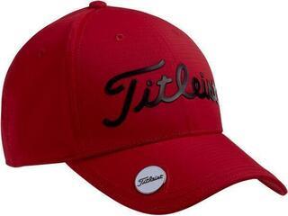 Titleist Tour Performance Ball Marker Mens Cap Red/Black
