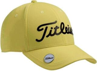 Titleist Tour Performance Ball Marker Mens Cap Yellow/Black