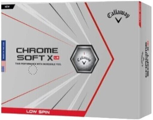 Callaway Chrome Soft X Minge de golf