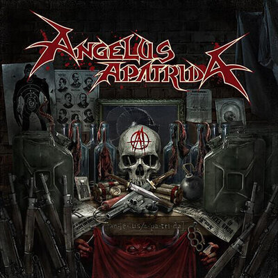 Angelus Apatrida Angelus Apatrida (2 LP)