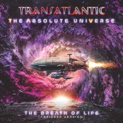 Transatlantic The Absolute Universe - The Breath Of Life (2 LP + CD)