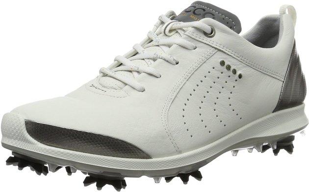 Ecco Biom G2 Womens Golf Shoes White/Buffed Silver 36