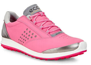 Ecco Biom Hybrid 2 Womens Golf Shoes Pink/Silver 36