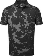 Footjoy Pique Camo Floral Print Mens Polo Shirt