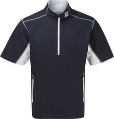 Footjoy Half-Zip Short Sleeve Windshirt Mens Jacket