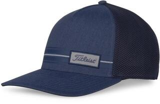 Titleist Surf Stripe Mens Cap Navy/Grey