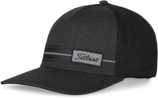 Titleist Surf Stripe Mens Cap Dark Grey/Black