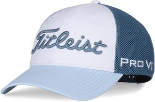 Titleist Tour Performance Mesh Mens Cap Storm/Sky/White
