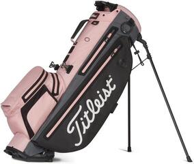 Titleist Players 4+ StaDry Stand Bag Black/Edgartown/Charcoal