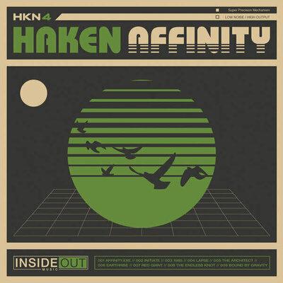 Haken Affinity (Reissue) (3 LP)