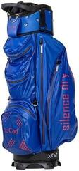 Jucad Silence Dry Blue/Red Cart Bag
