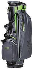 Jucad 2 in 1 Waterproof Grey/Green Stand Bag