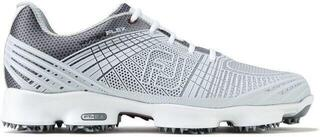 Footjoy Hyperflex II Mens Golf Shoes Grey/Silver