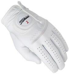 Titleist Perma Soft Herren Golfhandschuh White