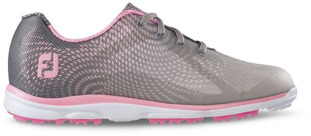 Footjoy Empower Womens Golf Shoes Grey/Pink US 6