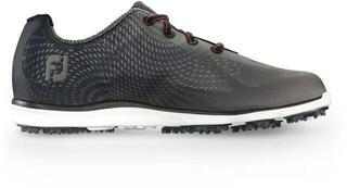 Footjoy Empower Womens Golf Shoes Charcoal/Silver