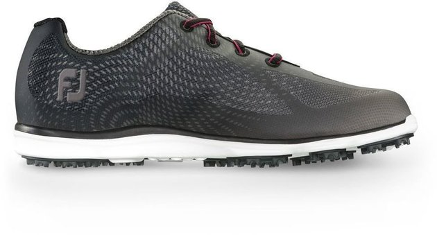 Footjoy Empower Womens Golf Shoes Charcoal/Silver US 7,5