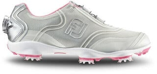 Footjoy Aspire BOA Női Golf Cipők Light Grey US 9