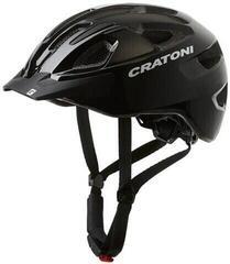 Cratoni C-Swift Black Glossy Uni