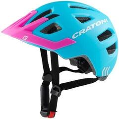 Cratoni Maxster Pro Blue/Pink Matt S-M