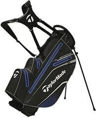 Taylormade Waterproof Black/Blue Stand Bag